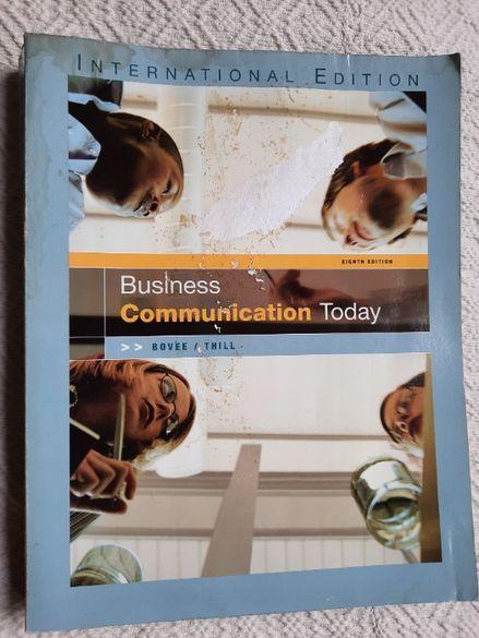 Business Communication Today - Courtland L. Bovée, John V. Thill