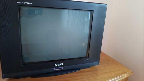 Продавам работещ цветен телевизор Neo TV-2151TXF