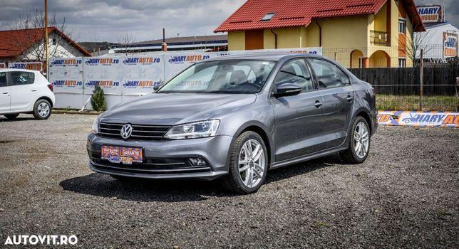 Volkswagen Jetta Dublu Climatronic / Senzori Parcare Fata Spate / Scaune Fata Incalzite