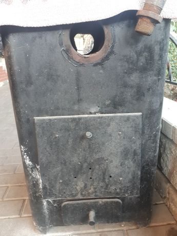 Печка на металл или переделку