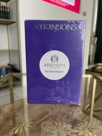 Parfum Original Atkinsons The British Bouquet 100ml - apa de toaleta