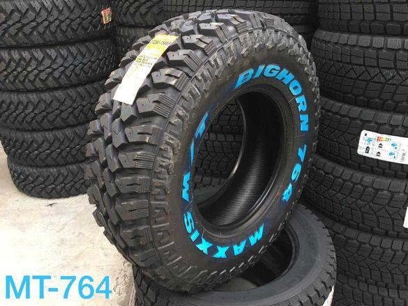 235/85R16 MAXXIS MT-764 Mud Terrain offroad офроуд кал гуми gumi