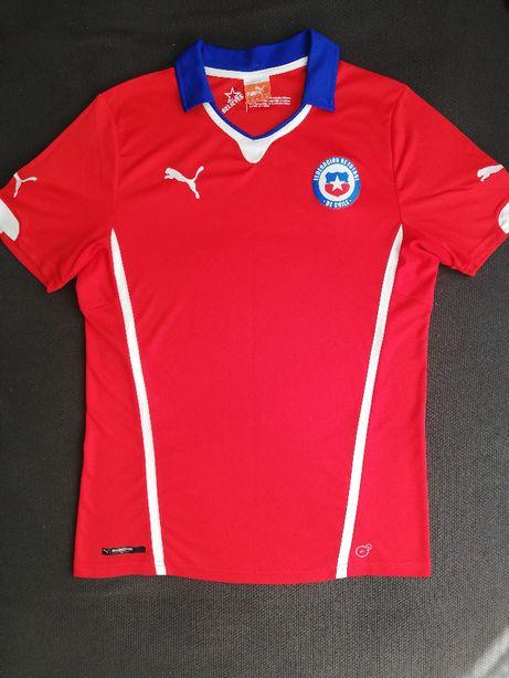 Tricou fotbal nationala Chile