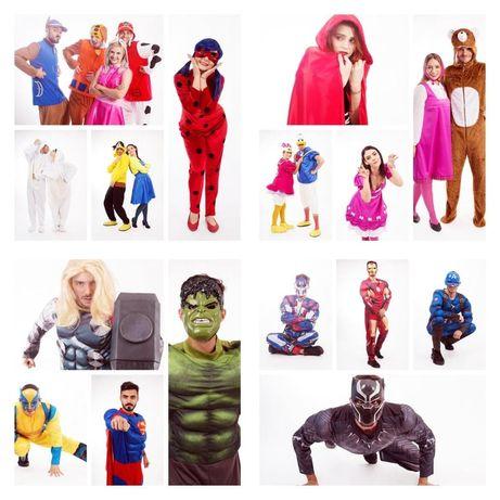 De la 100 lei - Animatori petreceri copii si Mascote cu experienta!