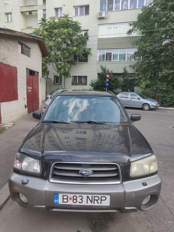 Subaru Forester 2.0,înmatriculat Ian.2005,ITP 11.2021.