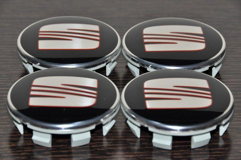 Set 4 Capace Noi Originale Seat 1P0601165 Bucuresti - imagine 1