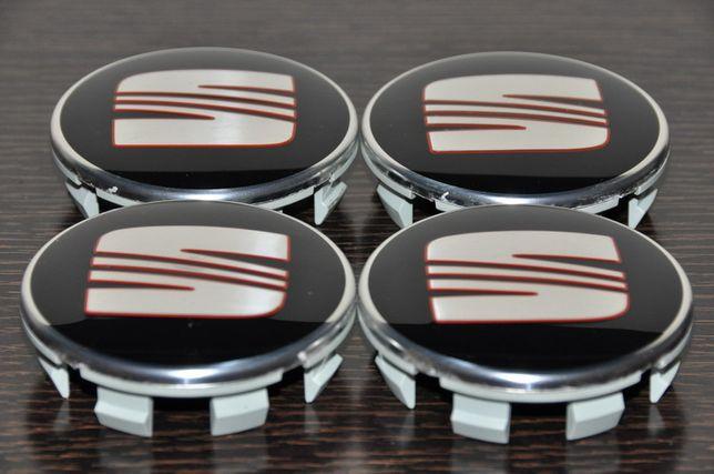 Set 4 Capace Noi Originale Seat 1P0601165