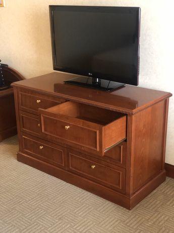 Comoda din lemn masiv cu 6 sertare, hotel, pensiune