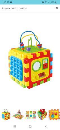 Cub activități 6in1