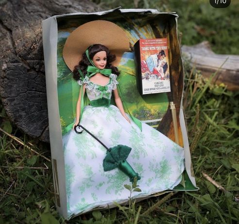 Барби Скарлет О'Хара