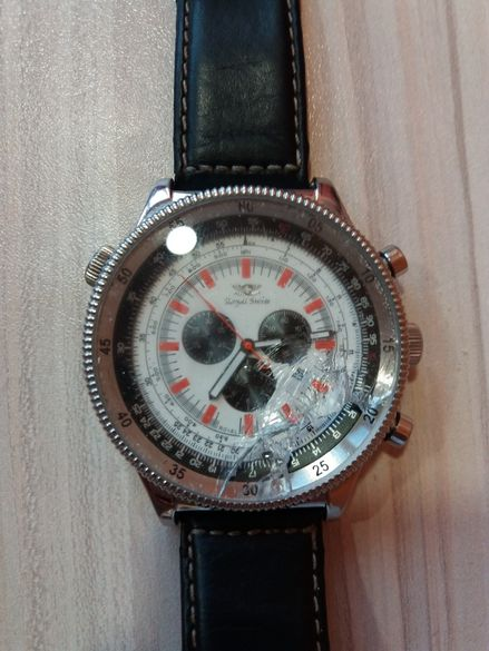 Часовник Royal Swiss Master Edition