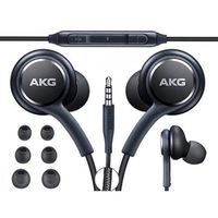 AKG handsfree слушалки тапи с контролер