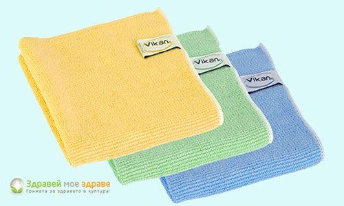 Кърпи от микровлакна комплект 3 броя
