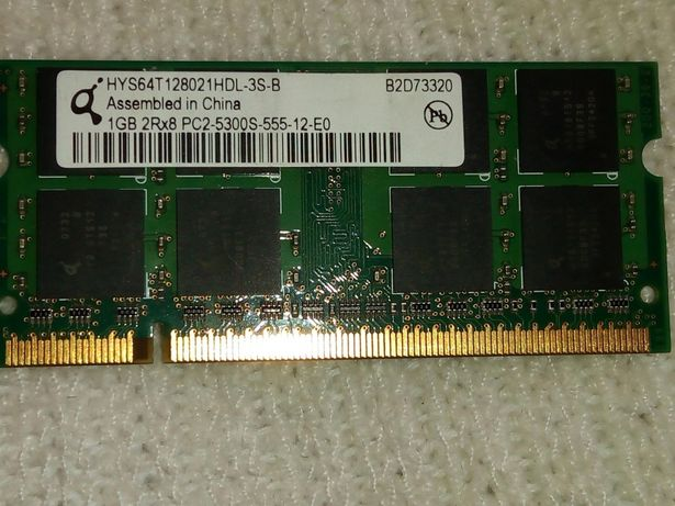 Memorie RAM laptop DDR2 1Gb