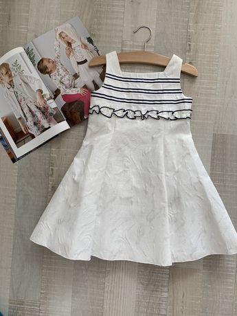 Официална испанска  рокля р-р 4-5год