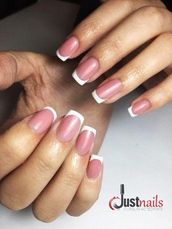 Curs unghii false + manichiura- pedichiura