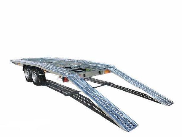 Trailer Auto Rydwan L6 500x205 cm, 2700 kg CIV GRATUIT