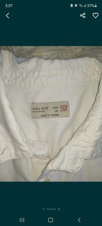 Zara boys рубашка