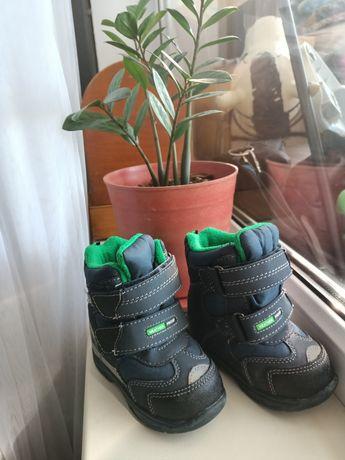 Ботинки зимние для детей