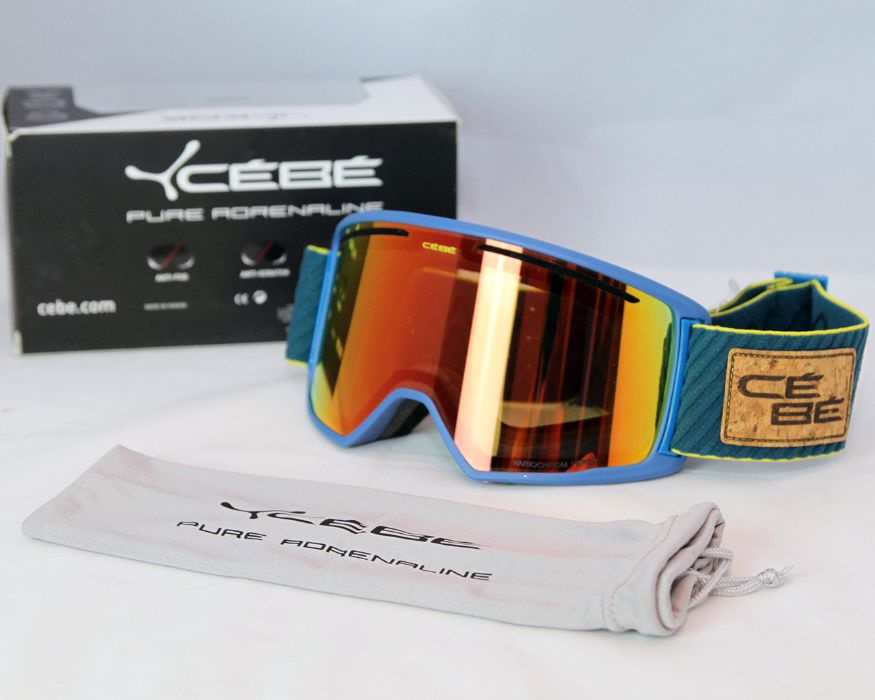 Cebe Core L Variochrom S1-3, ochelari noi ski Bucuresti - imagine 1