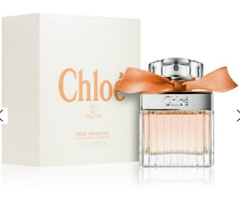 Apa de toaleta Chloe Rose Tangerine 50 ml