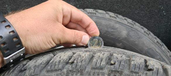 Джанти с гуми и Тазове