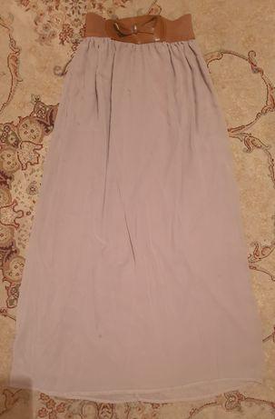 Женская юбка шифон