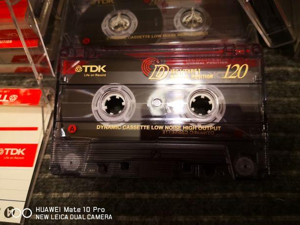 Casete audio TDK banda normală