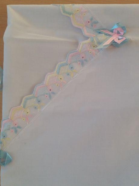Пододеяльники на детское одеялко 2 шт