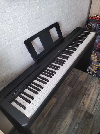 СРОЧНО! Цифровое пианино Yamaha P45