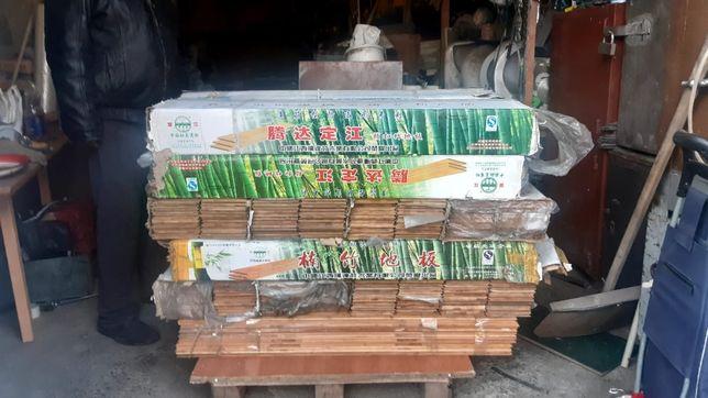 Паркет бамбук оригинал