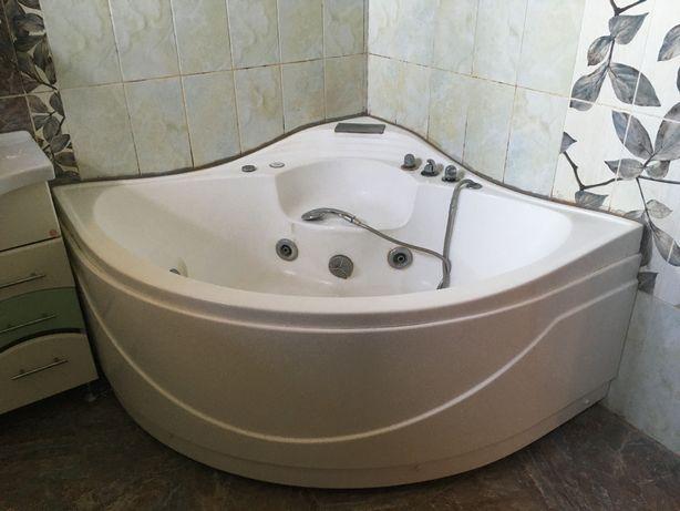 Продам ванну , гидромассажная