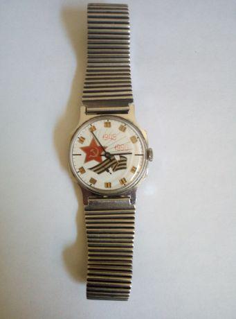 Часы наручные победа СССР.