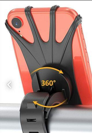 Suport pentru telefonul mobil, roteste 360 de grade, ( nou )