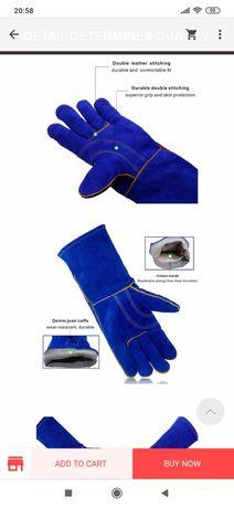 Mănuși sudură Lamberts