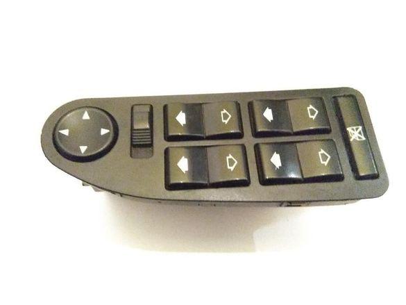 Панел бутони ел.стъкла БМВ Е39