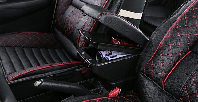 Заводской автоподлокотник на Kia Rio Hyundai Accent Хюндай Акцент