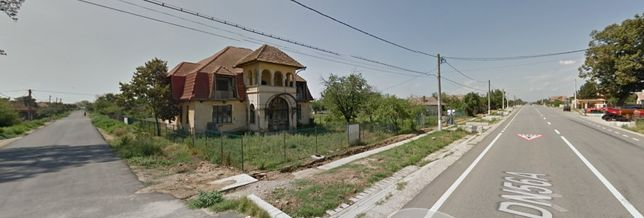 Doua case + 4000mp gradina, comuna Vanatori, jud. Mehedinti, pe DN 56A