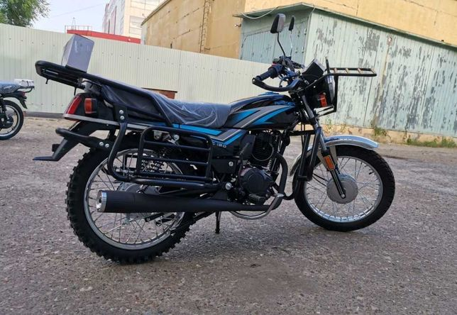 Мотоцикл Racer 150 Tourist синий