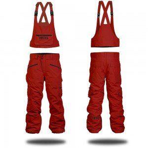 Pantaloni ski/snowboard Virtika mărimea S
