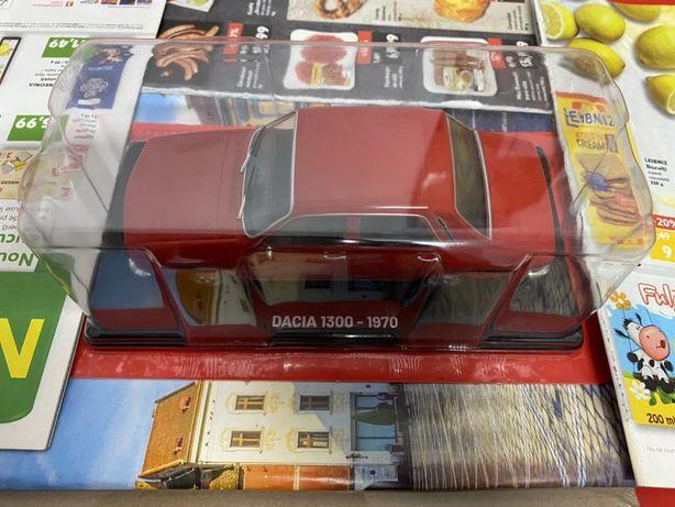 Macheta Dacia 1300 scara 1:24 Hachette