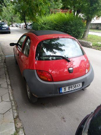 Форд Ка кабрио в много добро състояние