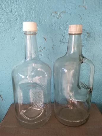Бутылка 2-х литровая советская