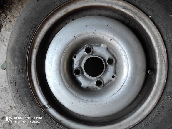 Джанти 13 с гуми