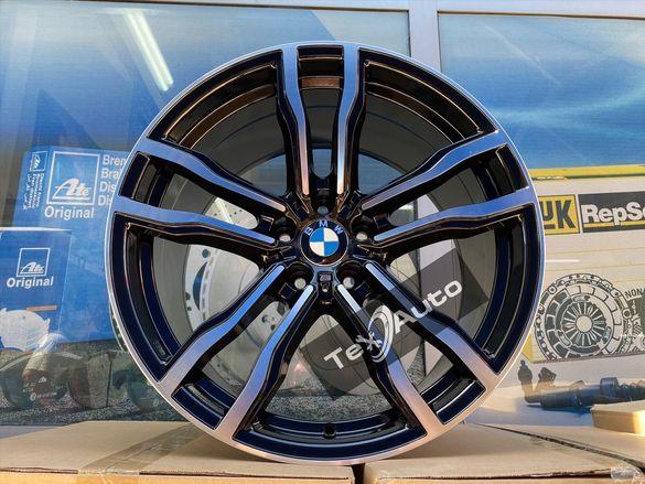 """Джанти СпортПакет за BMW X5 X6 20""""21"""" Цола / Два Цвята"""