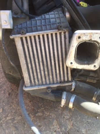 Intercooler audi A4 2.5 tdi