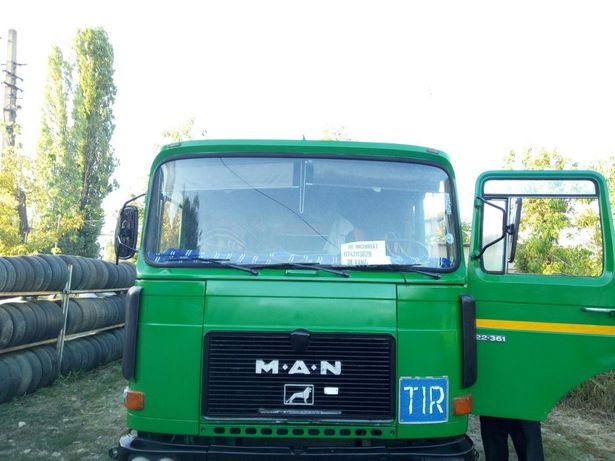 Vand camion Man 1990 basculabil