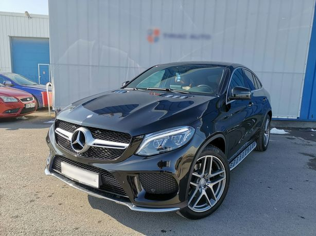 // Mercedes benz gle coupe 350 amg//