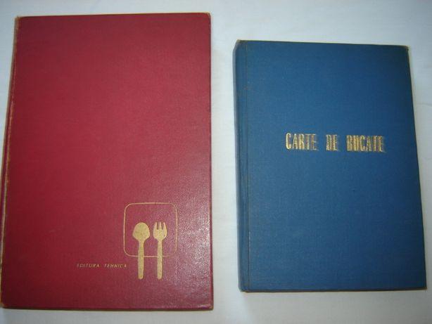Carti de bucate Sanda Marin,editia 4 din 1959 si editia 5 din 1966