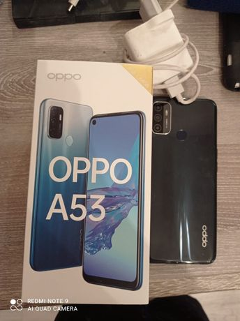 Продаю oppo A53 новый